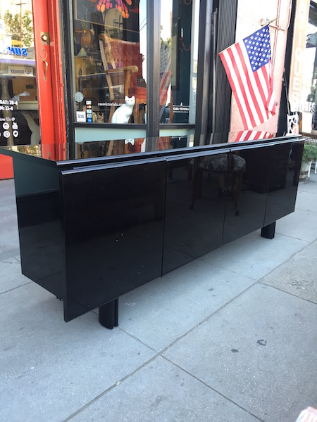Large Modern Style Credenza