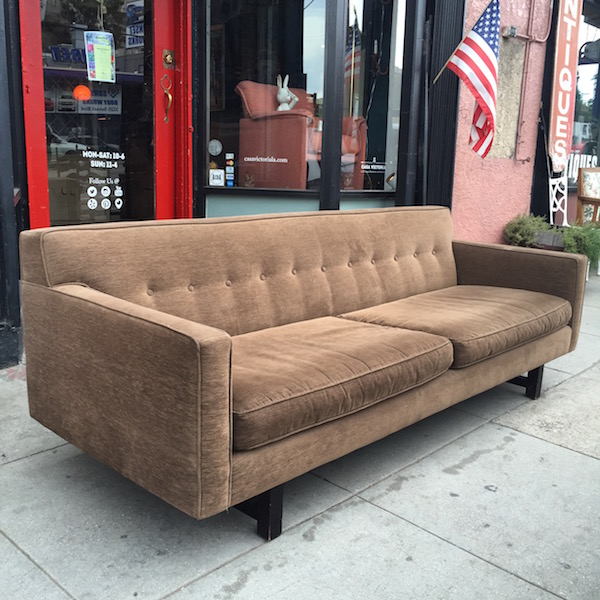 Style and Grace | Classic Mid-century Style Sofa by Room & Board ...