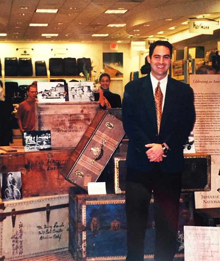 Mateo at El Portal Circa '99