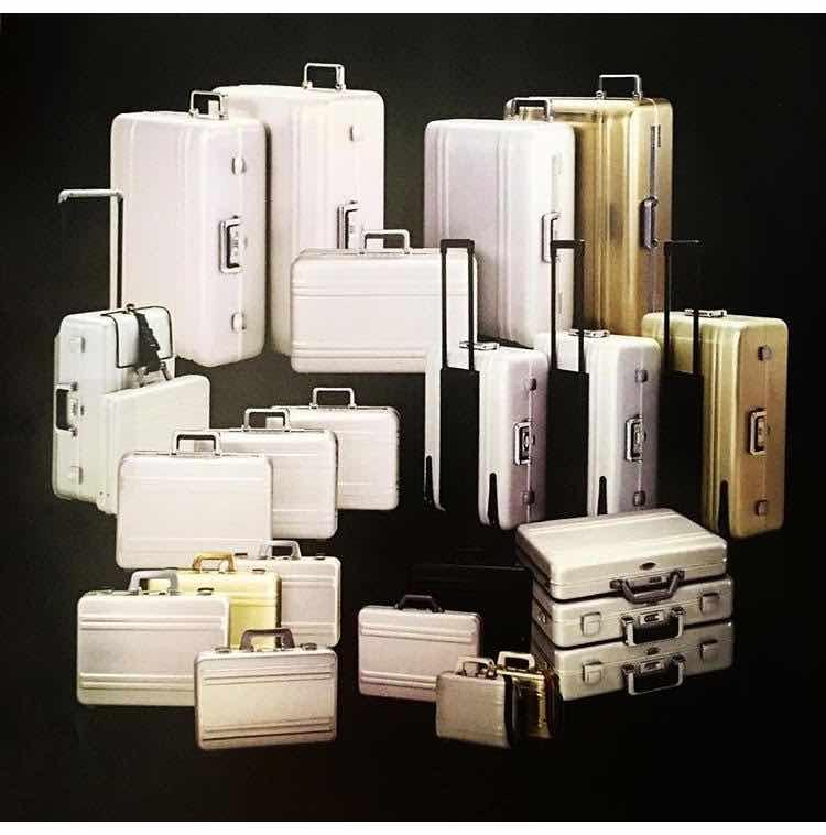 Zero Haliburton Luggage