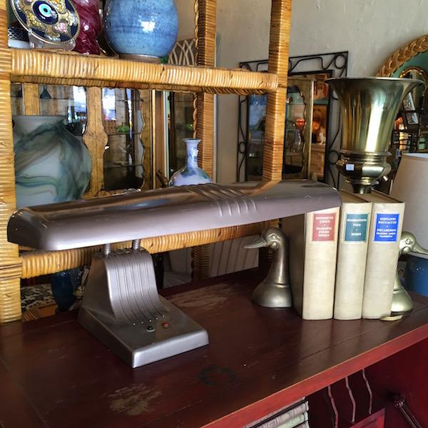 Mid-century Metal Desk Lamp