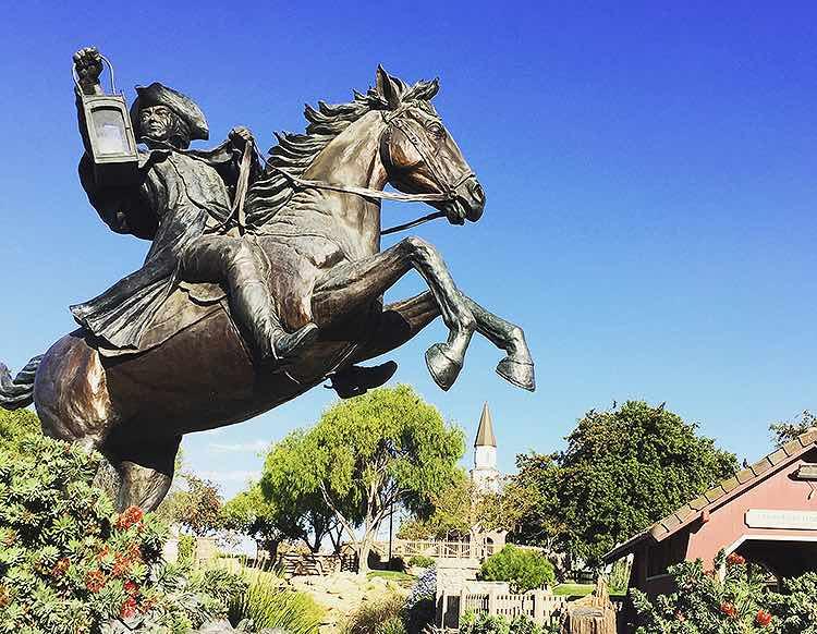 Paul Revere - City of Cerritos