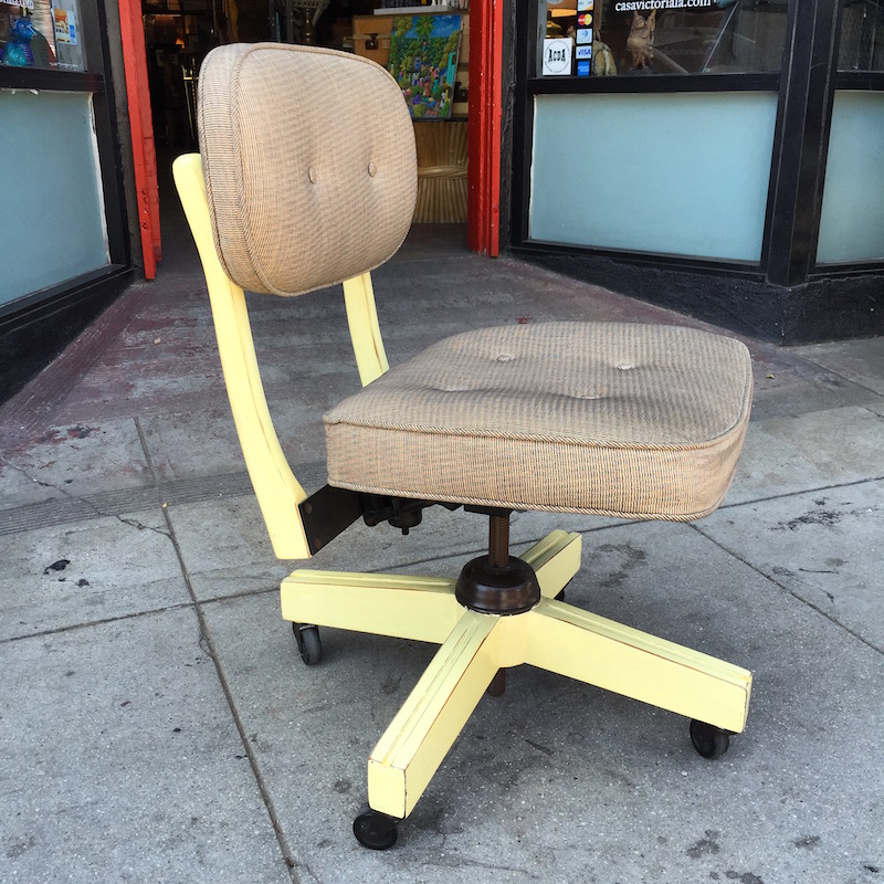 Mid-century Desk Chair