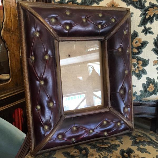 Vintage Studded Frame