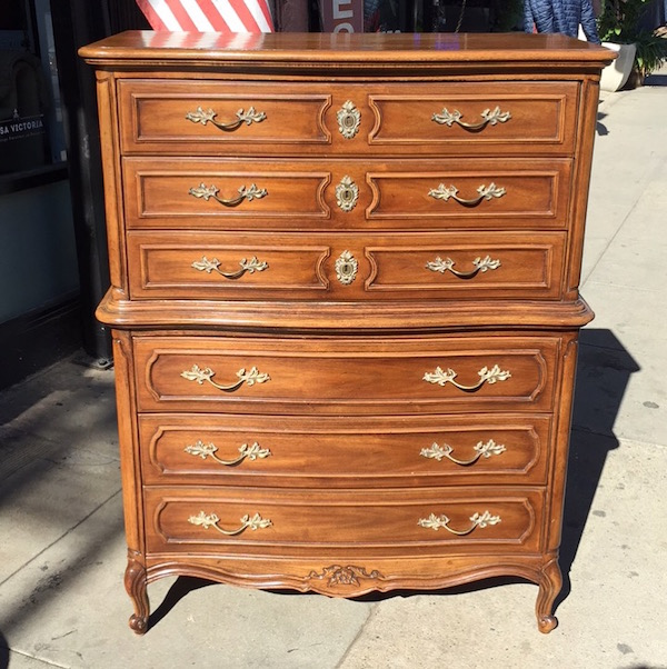 Tall French-style Chest by Thomasville