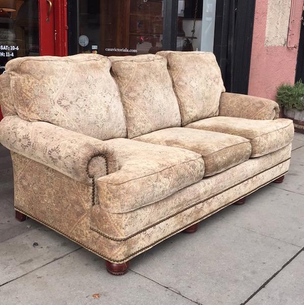 Vintage Sofa by Hancock & Moore