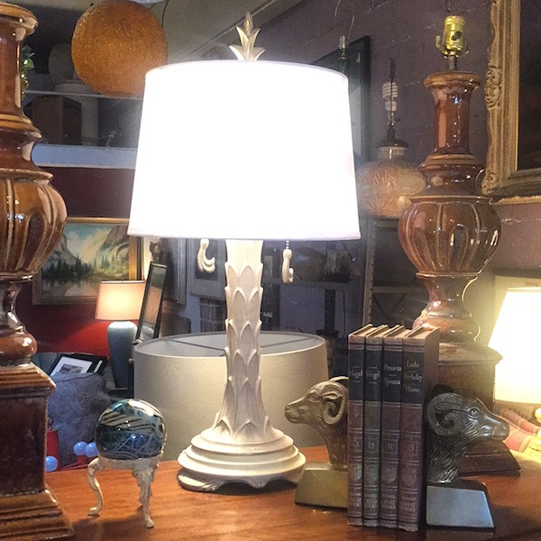 Vintage Lamp by Rembrandt Lighting