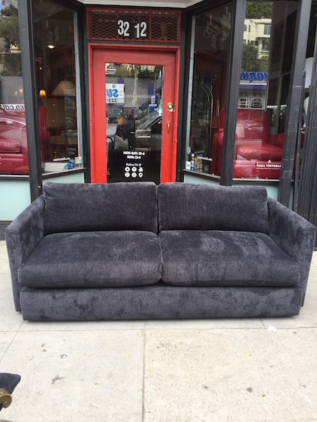Custom Made Down Sofa by King Kong