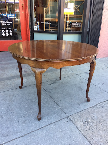 Classic Chippendale Dining Table