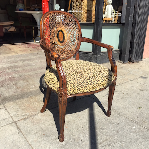 Sit Like An Egyptian | Classic Style Arm Chair By Emerson Et Cie
