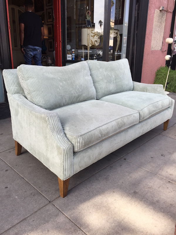 Blind Date Contemporary Sofa Handcrafted By Century Furniture In