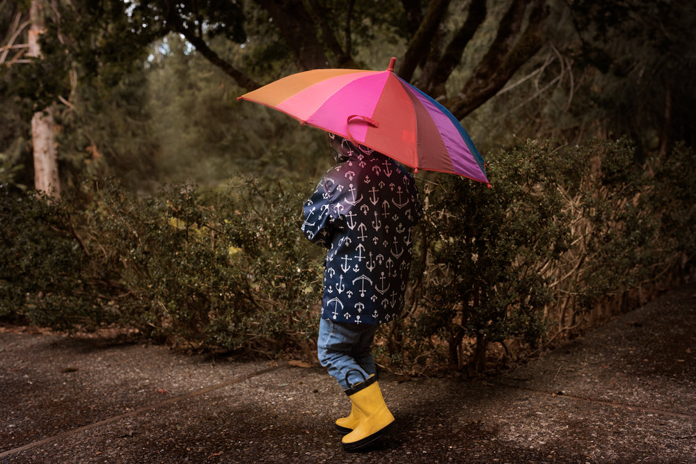 day 18 {ready for the rain}