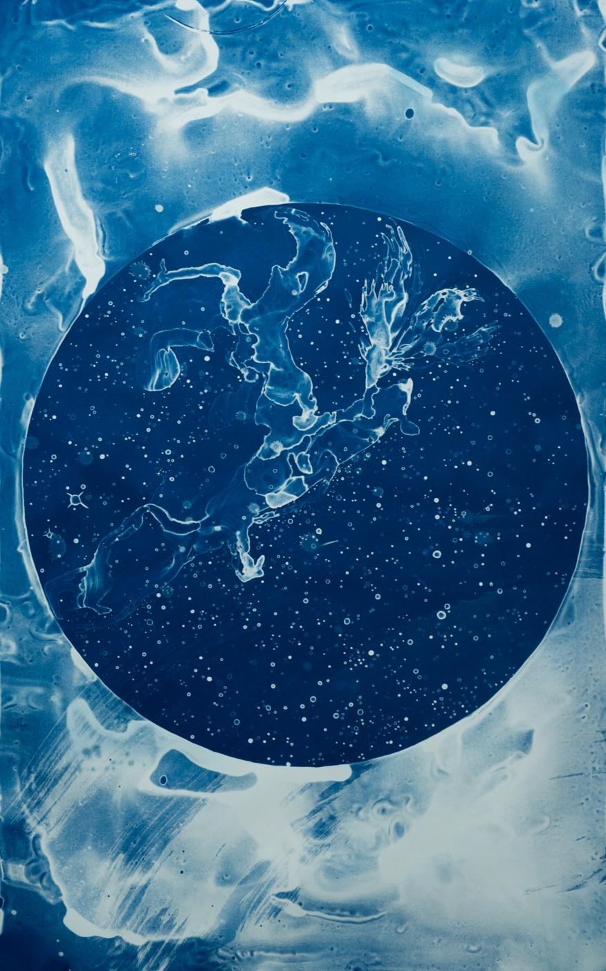 Hersehend Nebula, after Williamina Fleming