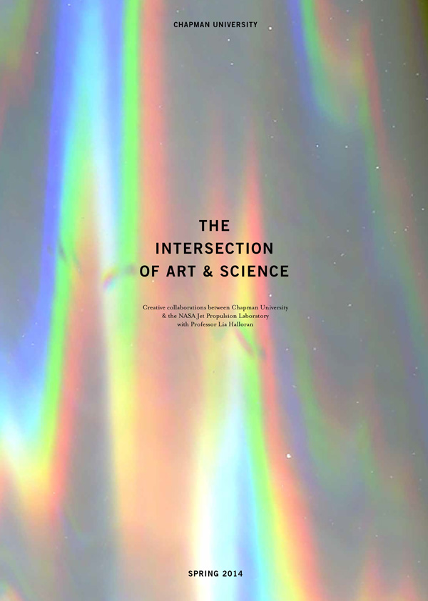 THE INTERSECTION OF ART & SCIENCE