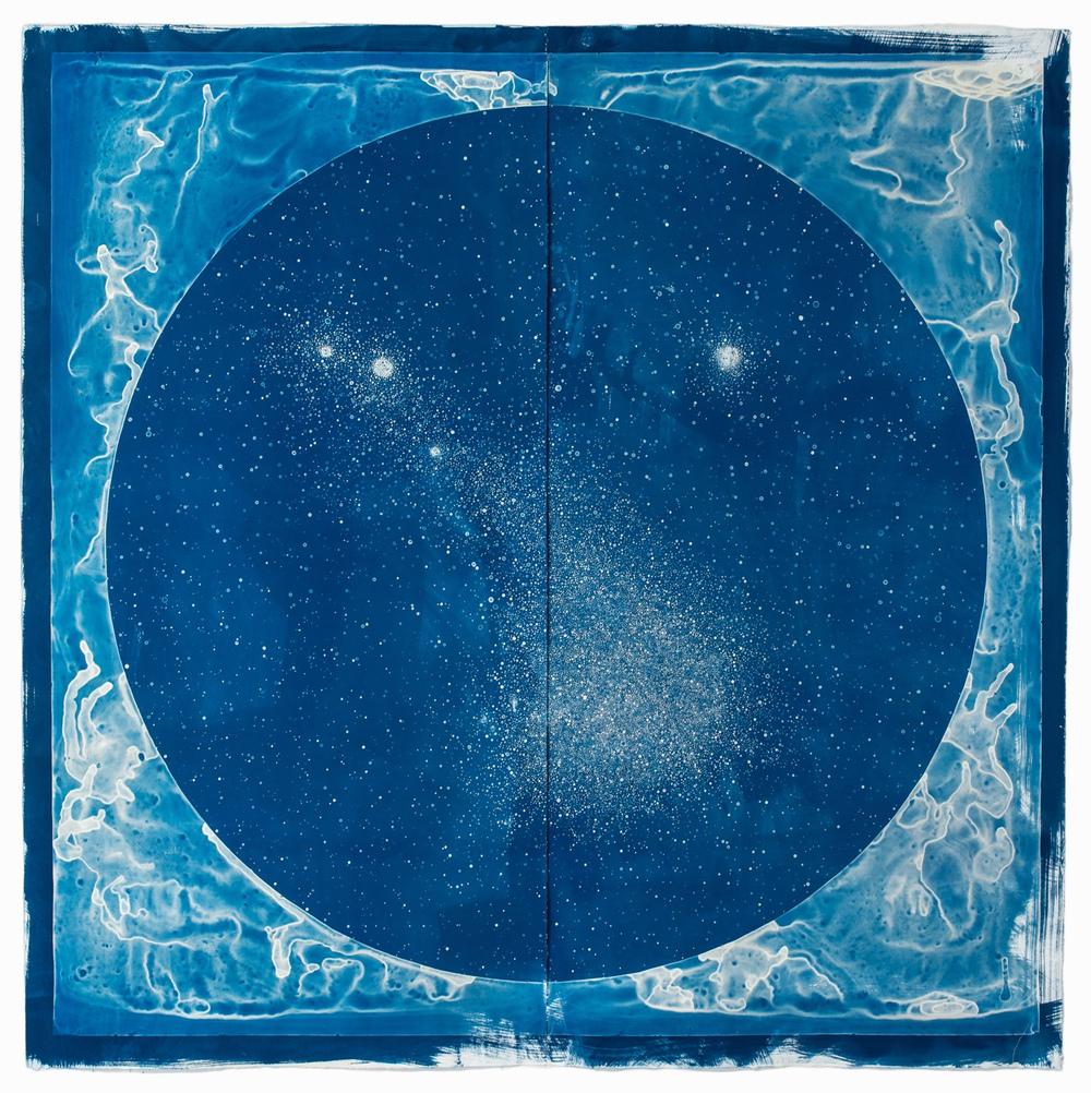 The Magellanic Cloud, after Henrietta Swan Leavitt