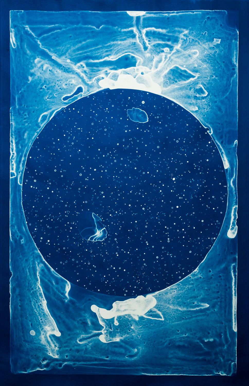 Magellanic Clouds, after Henrietta Swan Leavitt