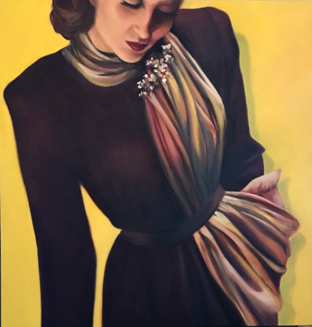 Tatiana by Paula Zammit