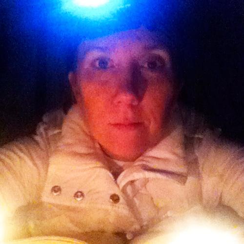 tammie in the dark
