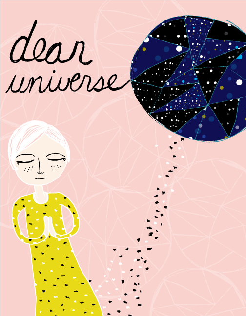 dear universe illustration