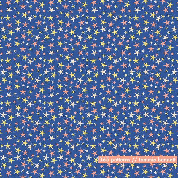 tbennett-stars pattern