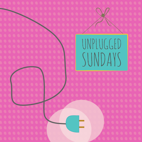 unplugged sundays