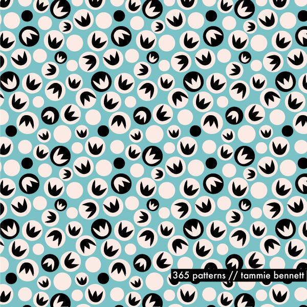 ladybug pattern pool