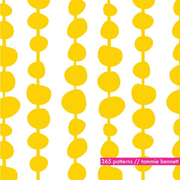 tammie bennett's abacus lemon pattern