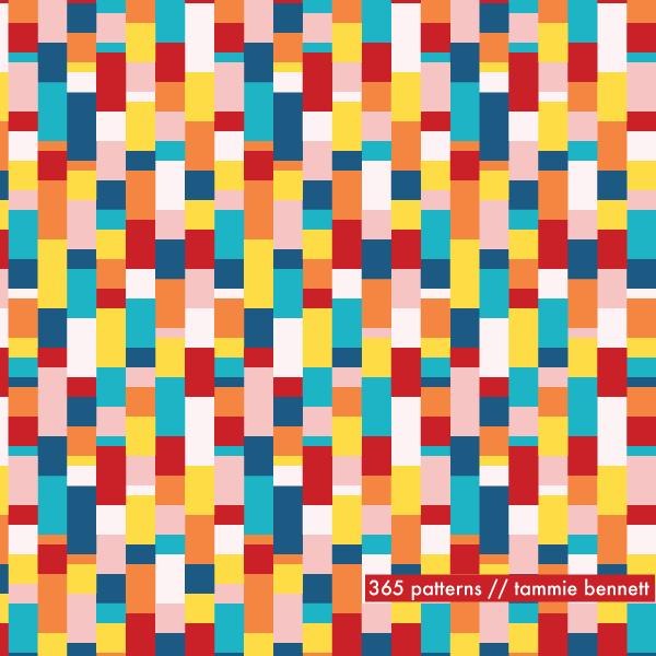 tammie bennett's broken bars pattern