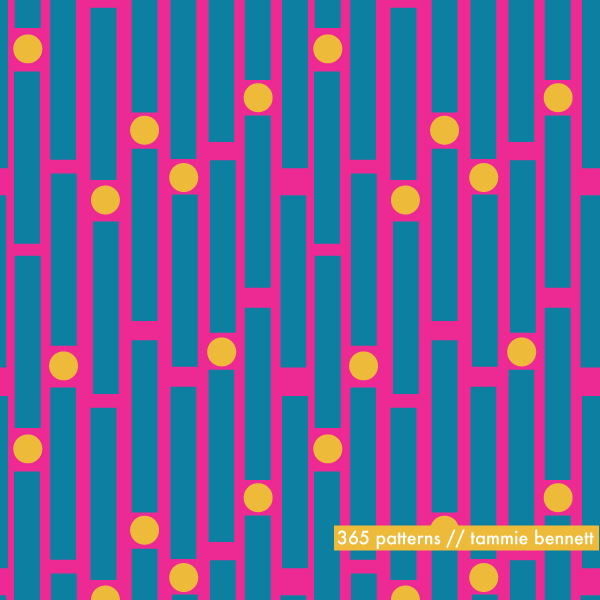 tammie bennett's i pattern