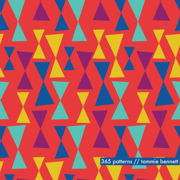 tammie bennett's lavalamp pattern