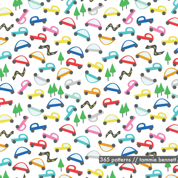 tammie bennett's newcars pattern