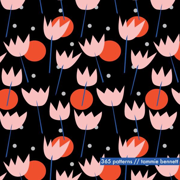 tammie bennett's tulip moon pattern