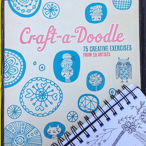 craft a doodle book
