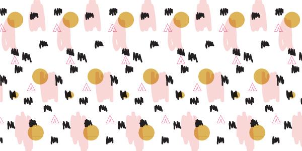 tammie bennett's blushing pattern