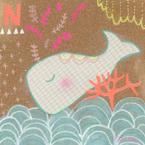 tammie bennett's northern whale