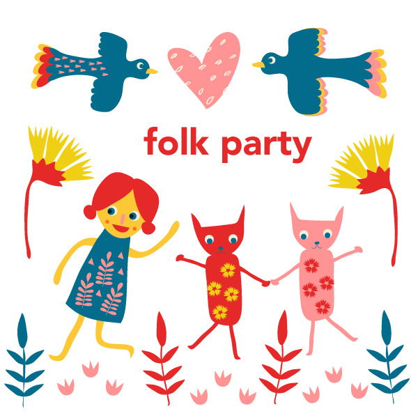©tammiebennett folk party collection