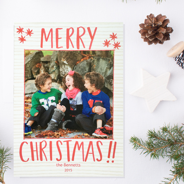 tammie bennett merry christmas card for mpix