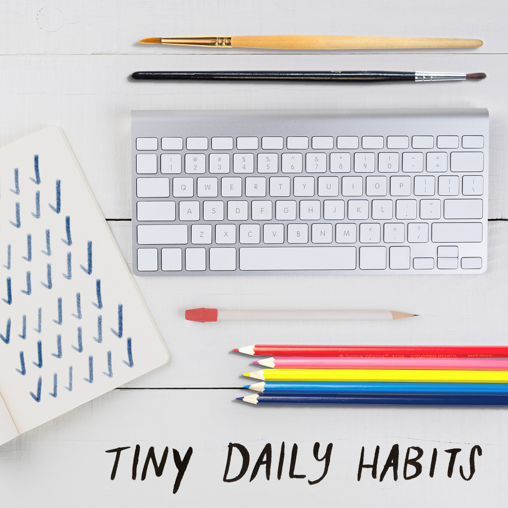 tiny daily habits ecourse