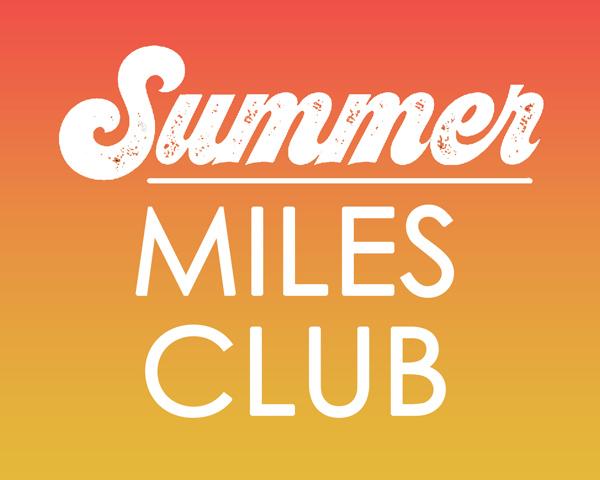 summer miles club