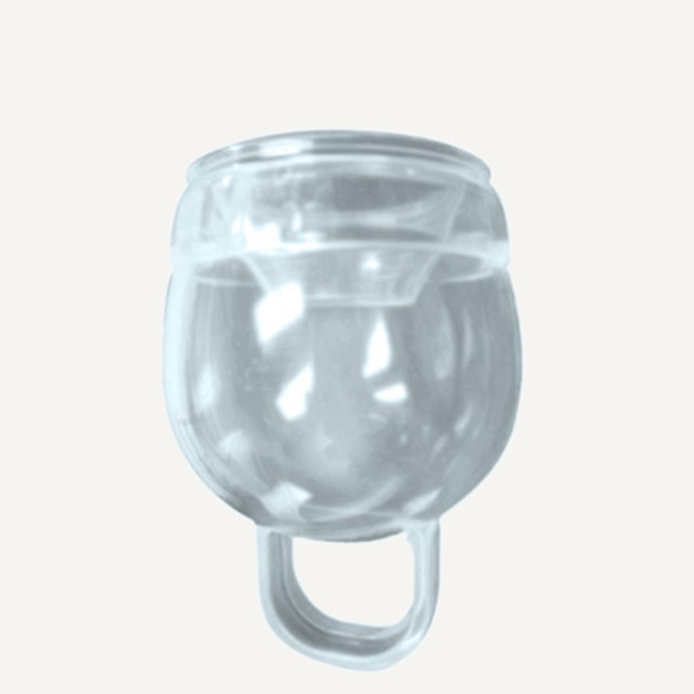 Менструальная Чашечка ФеммиЦикл®  В закрытом виде