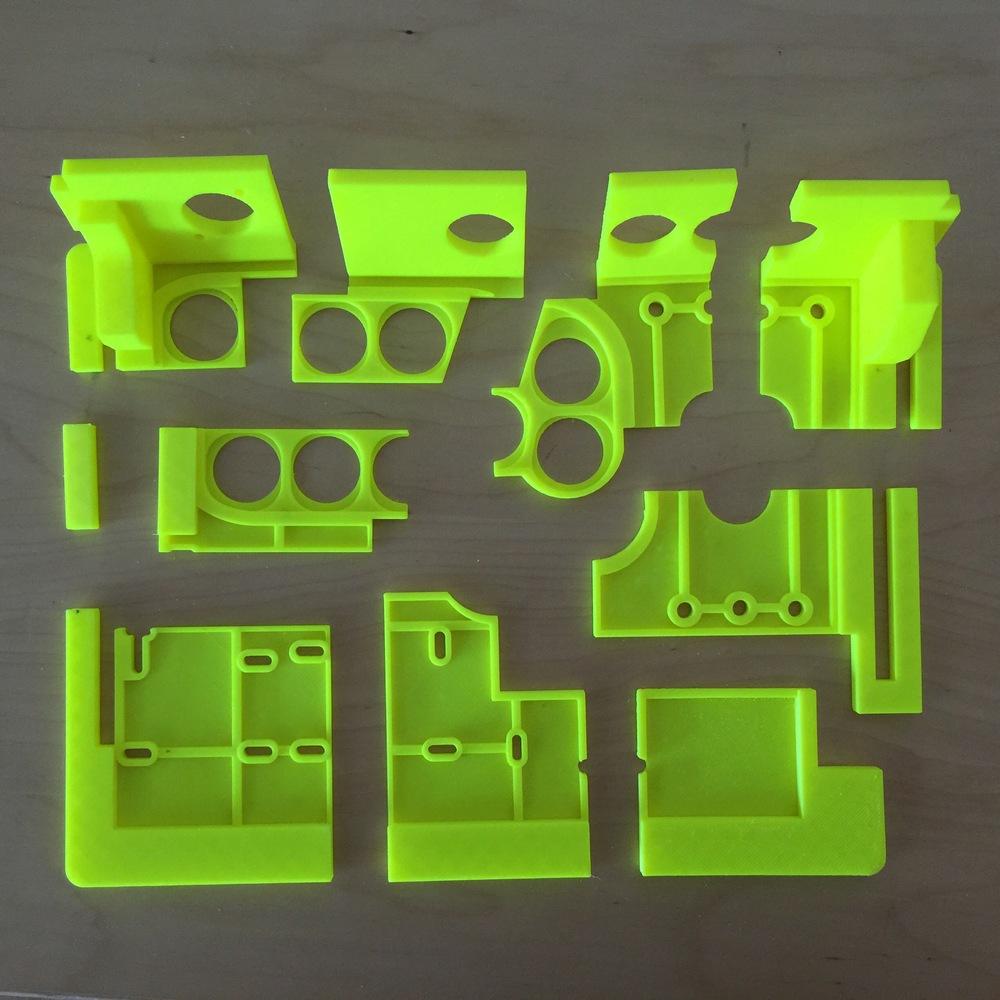 Cheap 3d Printer >> Building an arcade stick case fast — cuddleburrito