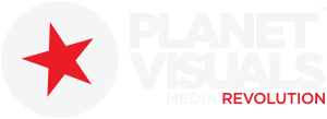 Planet Visuals — Carefully crafted visuals — planned for your media revolution