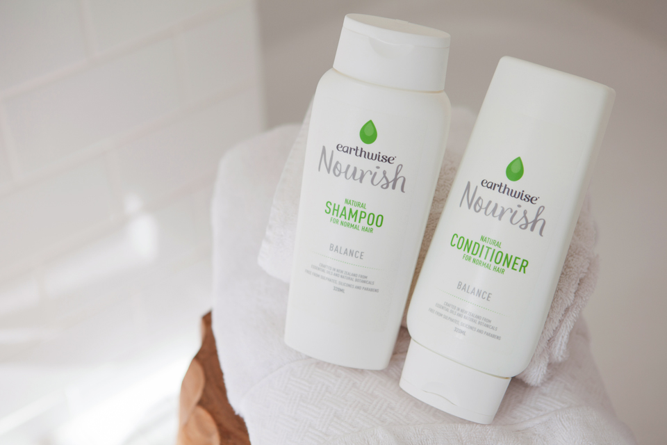 Earthwise Shampoo Conditioner