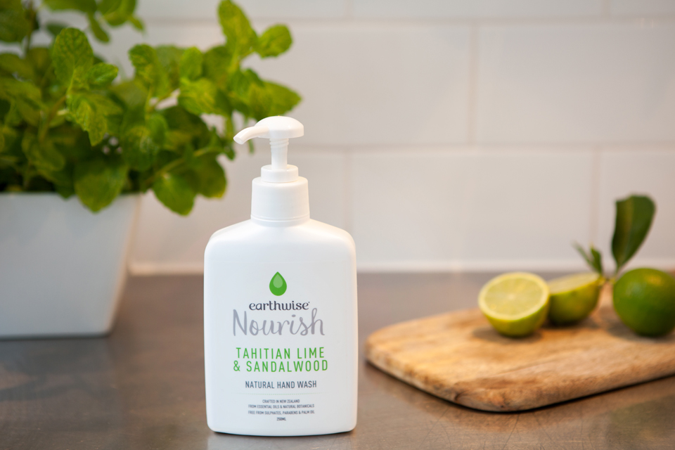 Earthwise Nourish Handsoap Lim