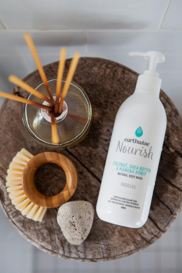Earthwise Nourish Body Wash