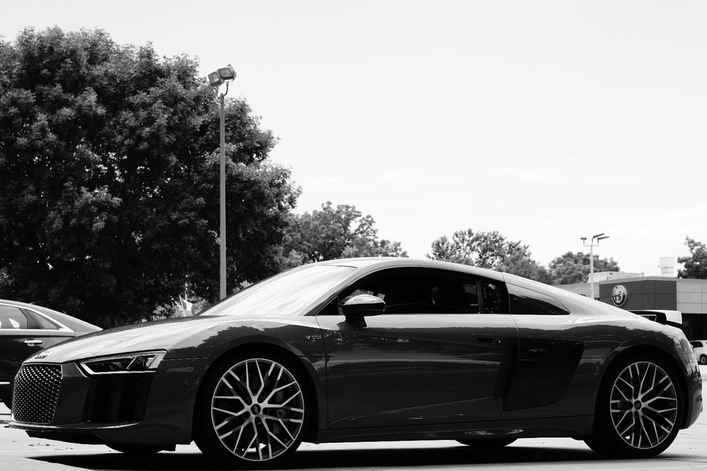 2017 Audi R8 (Zeiss 55mm)