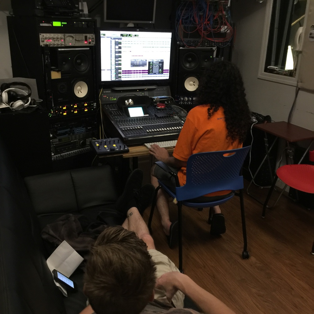 editing, mixing 2 hip hop songs