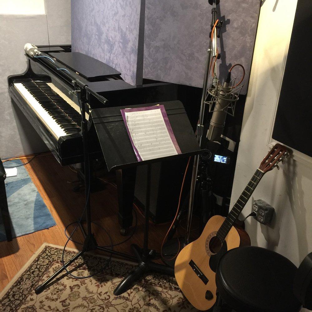 recording all live