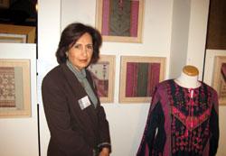 Musée des Maîtres et Artisans du Québec  Montreal (November 2009) Le Levant Exhibition: The Bridge