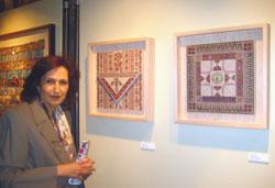 """Musée des Maîtres et Artisans du Québec  Montreal (April 2010)  """"Colours and Cultures"""" - Le Levant Ying & Yang"""